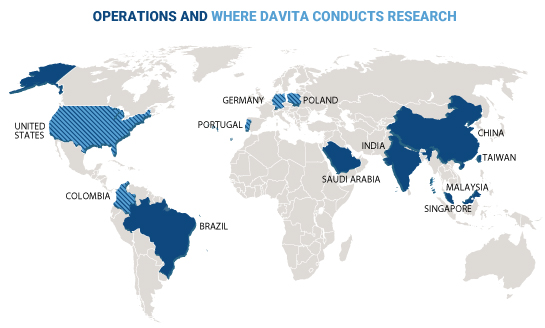 International Trials  Davita Clinical Research
